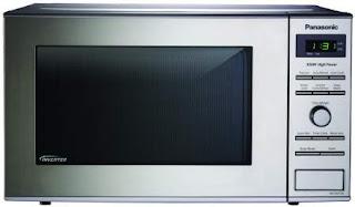 microwave ukuran kecil panasonic