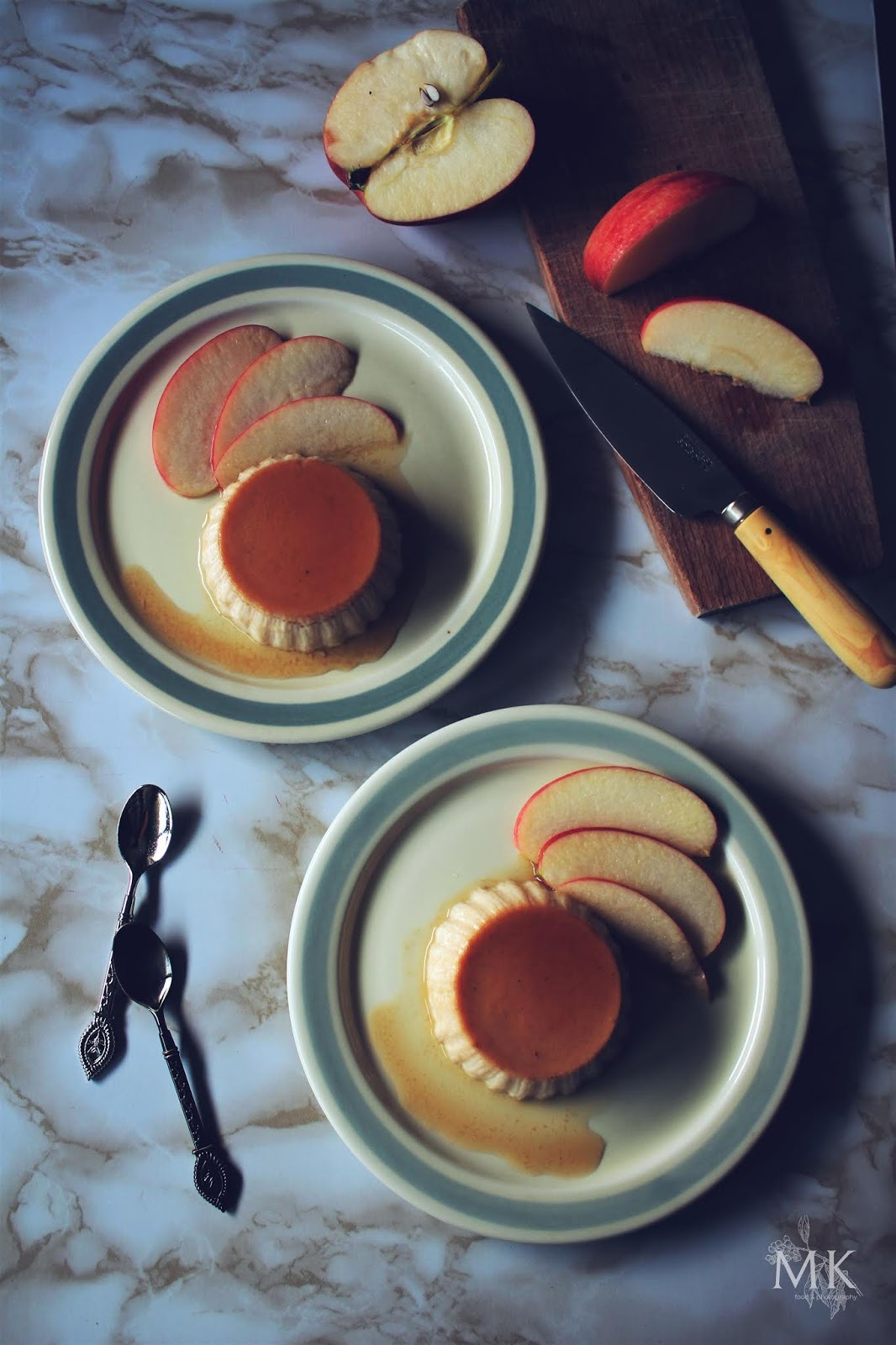 flan-manzana-coco