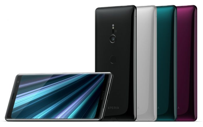 Sony Xperia XZ3 specification price