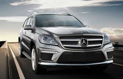 GL class is a large SUV