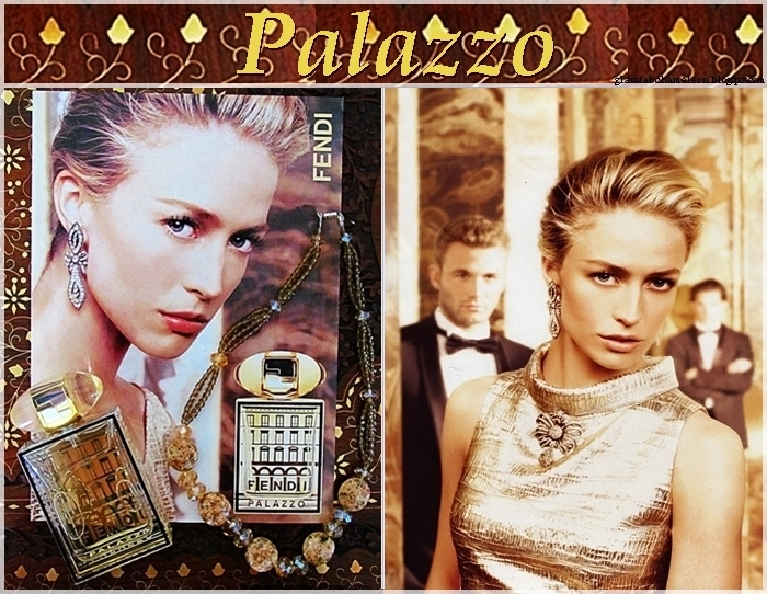 Fendi Palazzo limited edition perfume, best perfumes ever