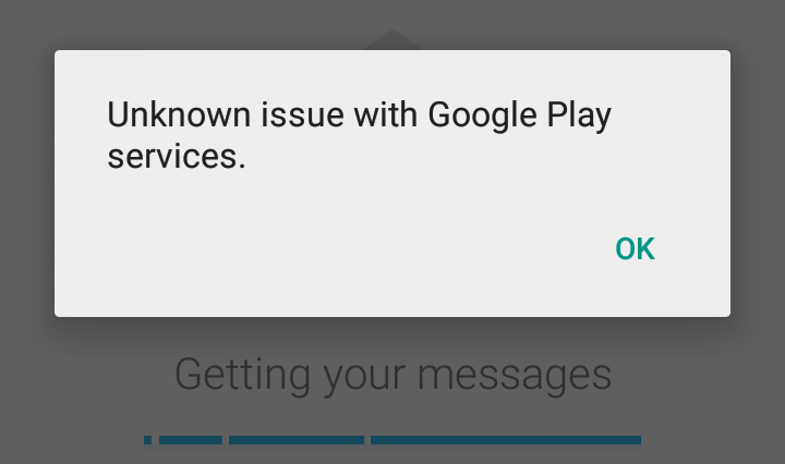 Fix: Unknown issue with Google Play Services – Gmail sync error ...