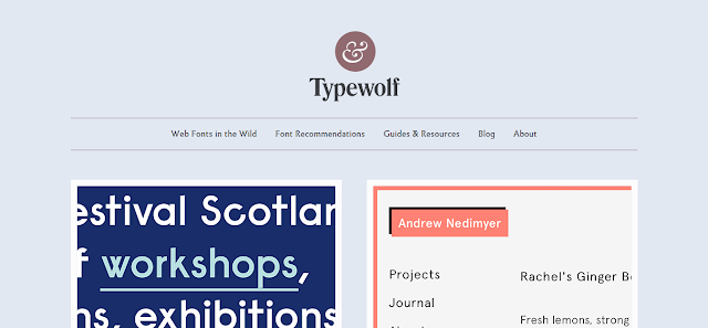 Typewolf - Free Design Tools For Non Designers Mumbai INDIA