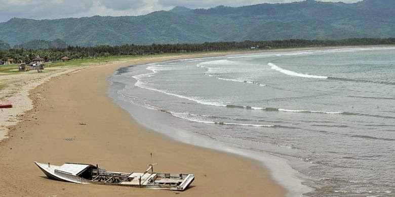 Info Wisata Pantai Soge Pacitan