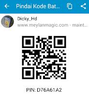 pin,bbm,meylanmagicshop