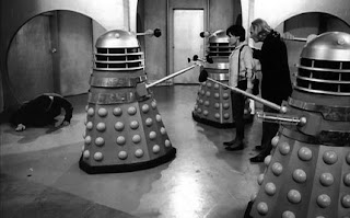 Doctor Who The Daleks