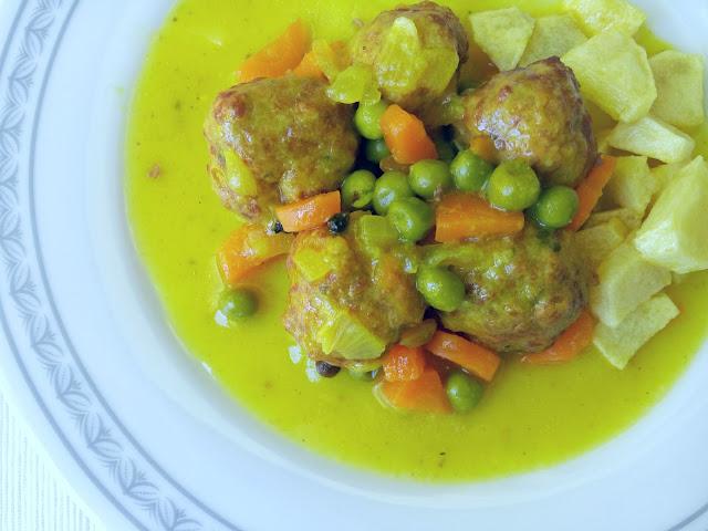 albondigas-en-salsa-caseras