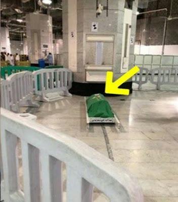 Putri Pemilik Biro Umroh Meninggal Di Masjidil Haram Saat Sujud Shalat Maghrib