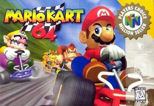 Descargar juegos pc - Descargar Mario Kart 64 para PC