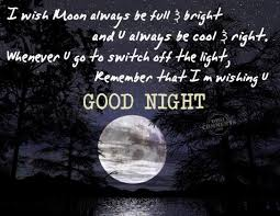 Goodnightmessage Good Night Poems For Friends