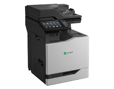Lexmark CX825de Driver Download