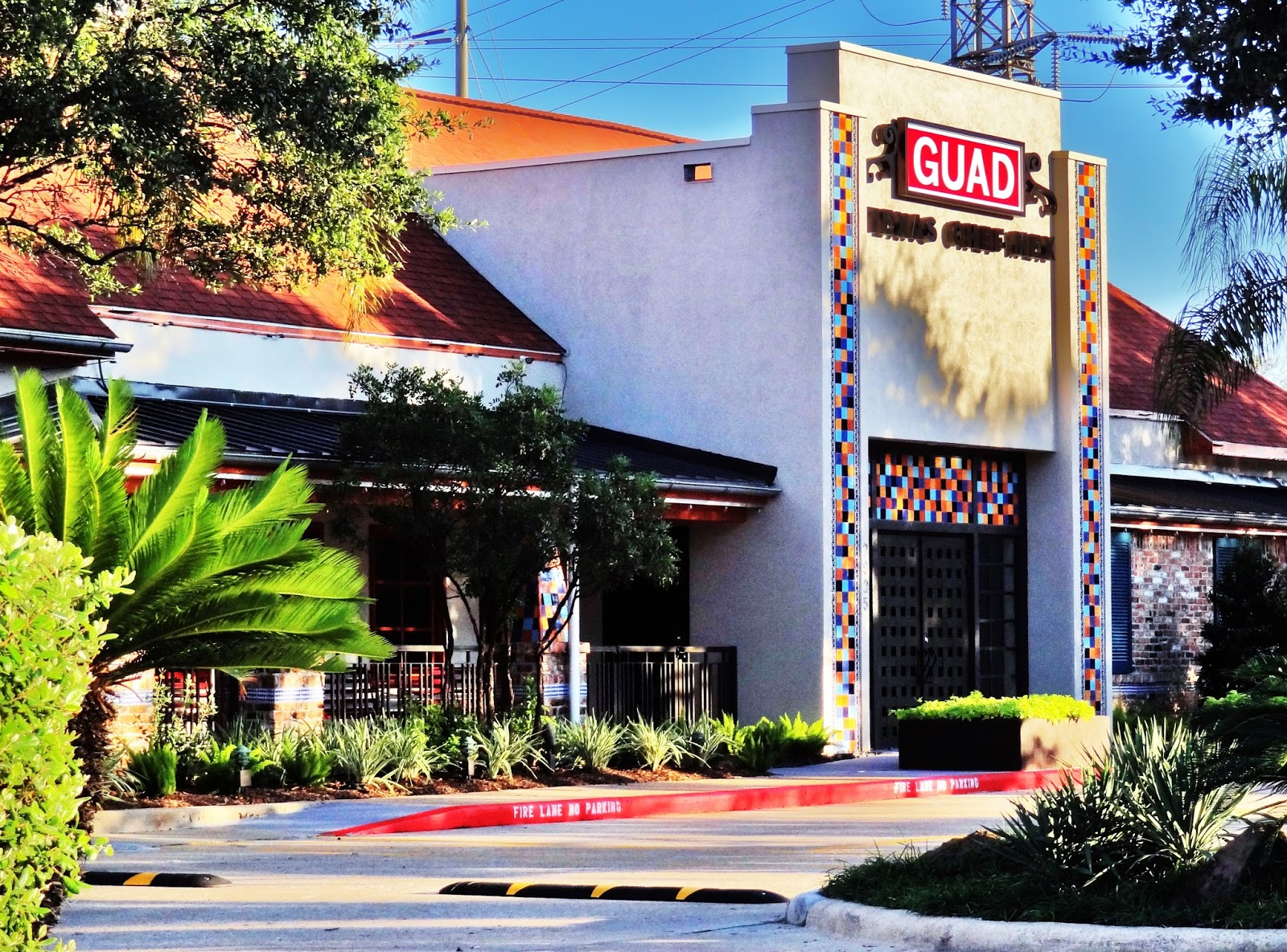 Olive Garden On Southwest Freeway