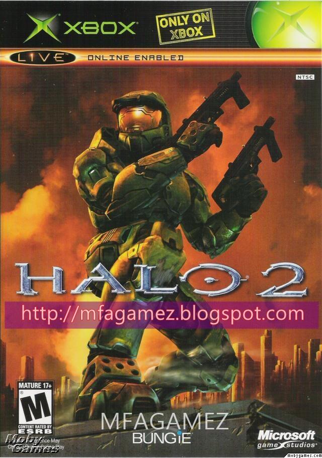 Halo 2 Free Download - Full Version Game Crack (PC)