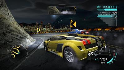 تحميل لعبة need for speed carbon للكمبيوتر وبدون تثبيت