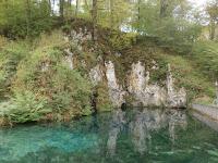 Albschäfer-Zeitspur Brenzquellrunde bei Königsbronn, Teil 2 von 2
