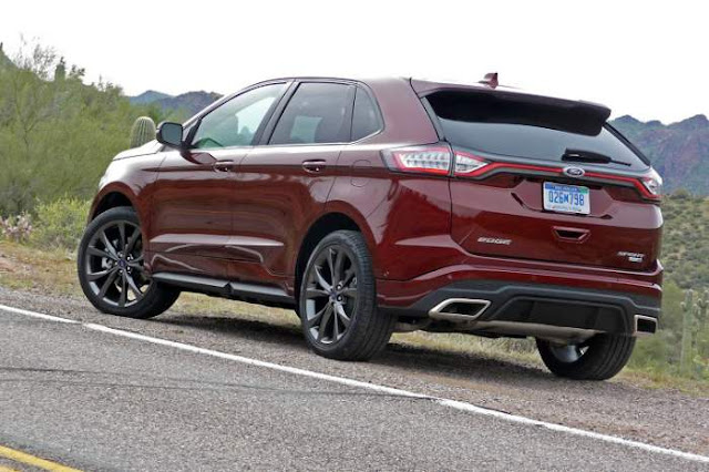 2018 Ford Edge Sport Review, Changes, Specs