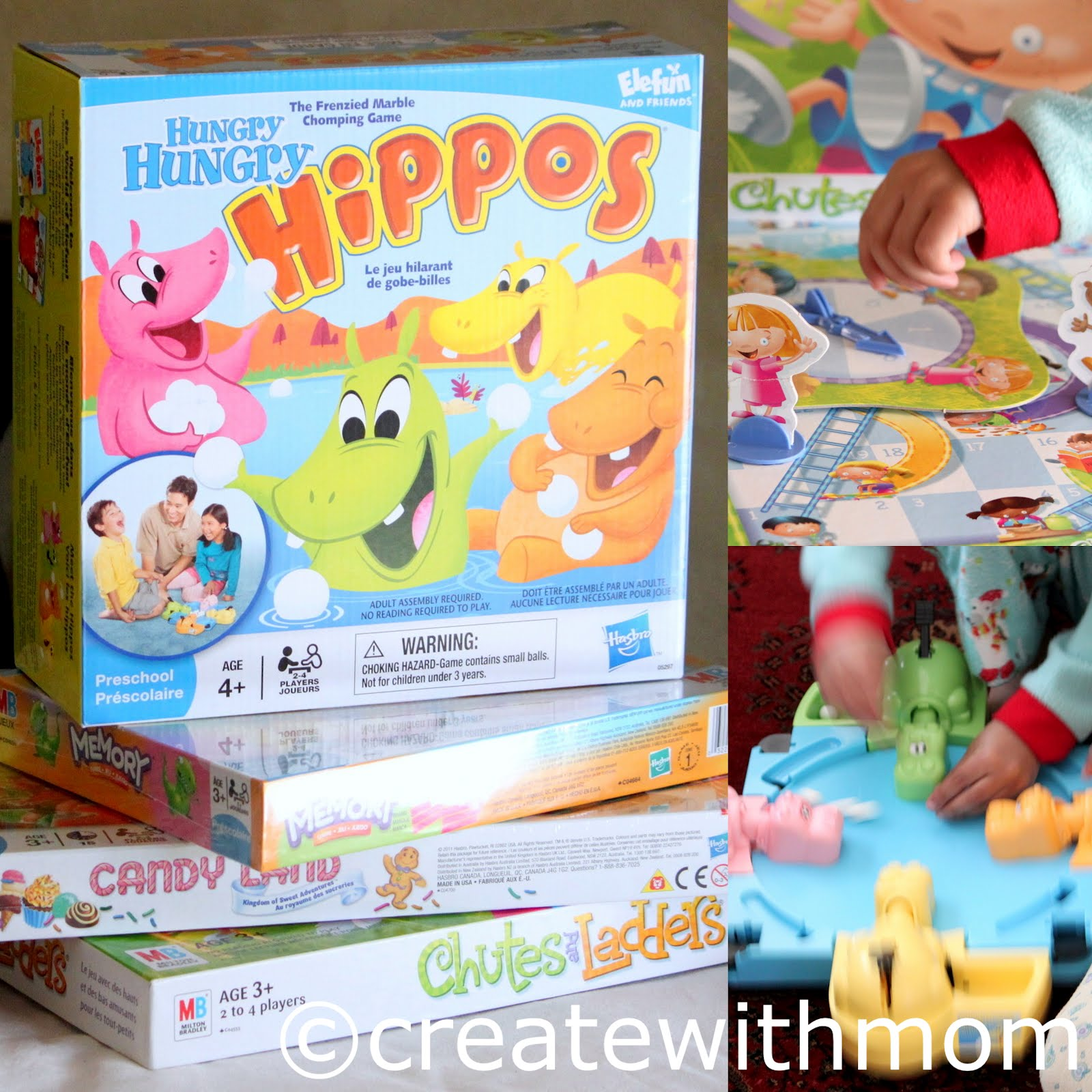 Create With Mom Start A Tradition With Games