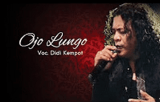 Lirik Lagu Ojo Lungo - Didi Kempot
