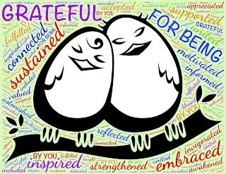 Be Happier Through Being Grateful