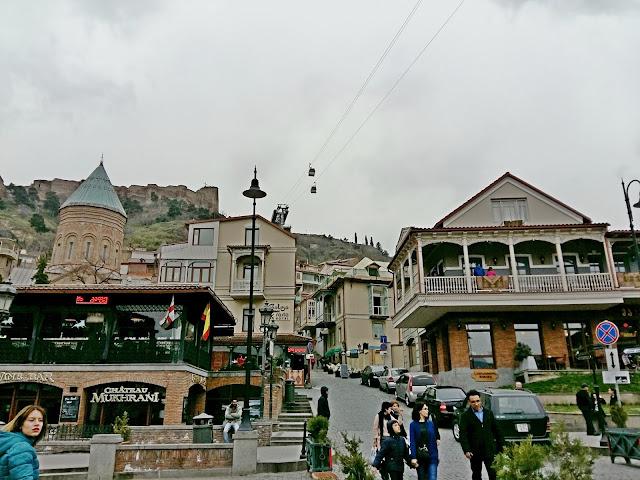 выходные в грузии