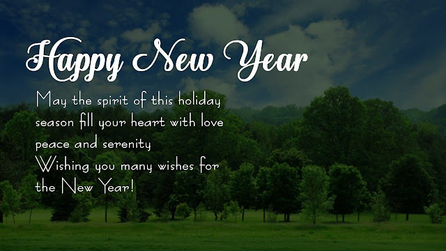 Happy New Year To You also
