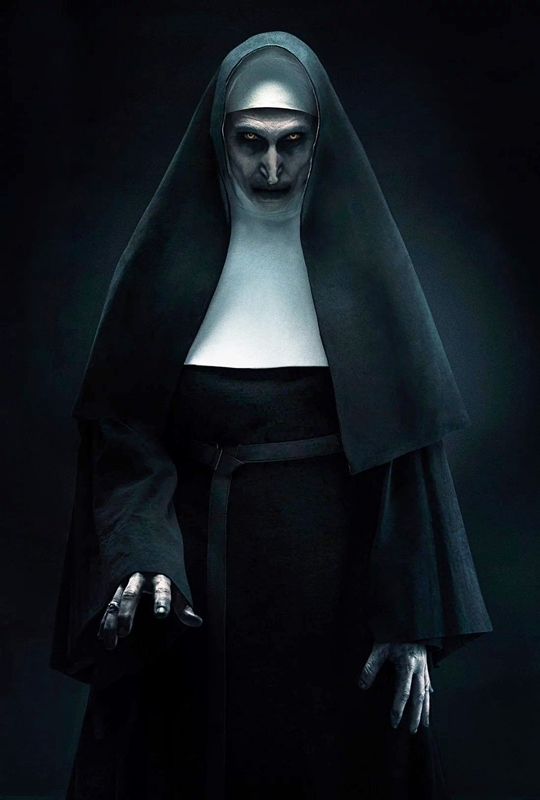 The Nun, James Wan, Horror Movie, Valak, Movie Review by Rawlins, Rawlins GLAM,