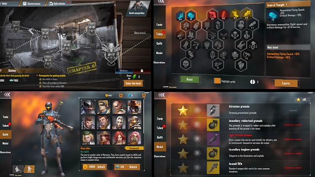 Game Offline Android Guns Of Survivor Ini Grafiknya Mulus