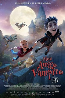 Meu Amigo Vampiro Torrent (2018) Dual Áudio 5.1 / Dublado BluRay 720p | 1080p – Download