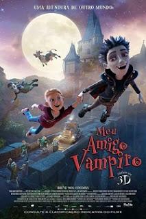 Meu Amigo Vampiro Torrent (2018) Dual Áudio 5.1 / Dublado BluRay 720p | 1080p – Download