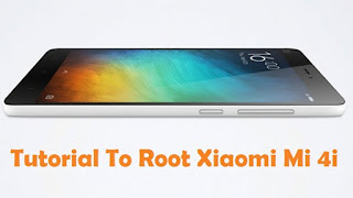 Tutorial Cara Root Xiaomi Mi4i MIUI Global 7.2.2 Terbaru