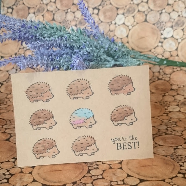 [DIY] You´re Special, you´re different, you´re the Best: Greeting Card // Grußkarte Du Bist etwas Ganz Besonderes!
