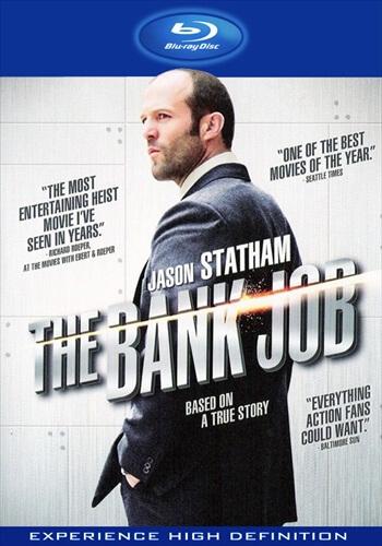 The Bank Job Dvdvilla
