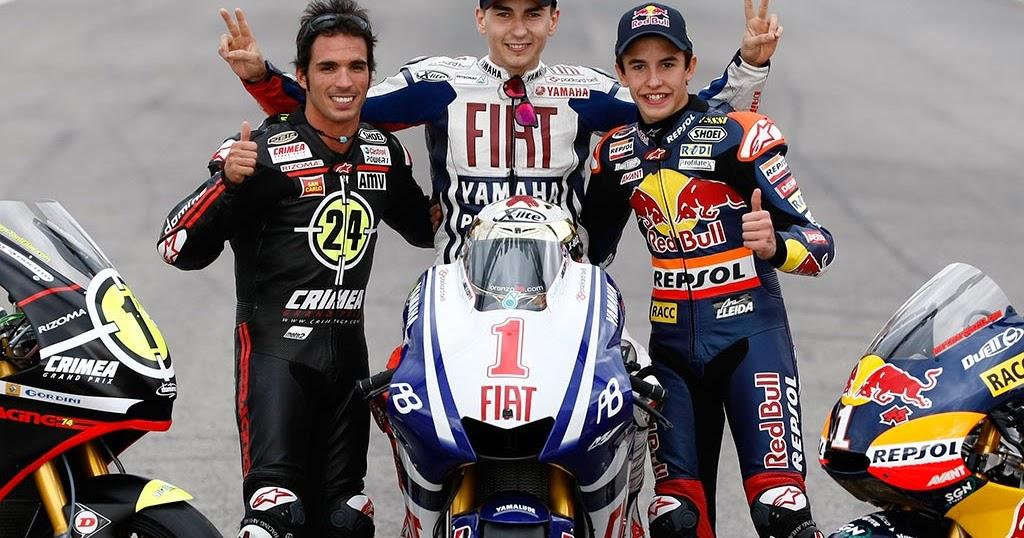 MotoGP Marc Marquez tercepat lagi di Misano | indovegas