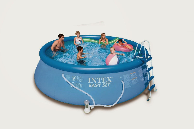 Best seller intex pools reviews intex pools 15 x 48 for Intex 15 x 48 metal frame swimming pool