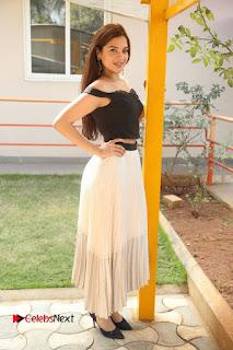 Telugu Actress Tanya Hope Stills at Appatlo Okadundevadu Audio Launch  0315.JPG