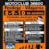 XIV CONCENTRACIÓN MOTOCLUB 36600 8-10ago'16