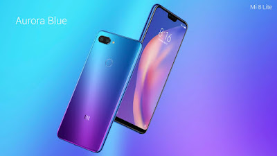 Cara Upgrade Xiaomi Mi 8 Lite ke Android Pie 9.0 Update Gratis