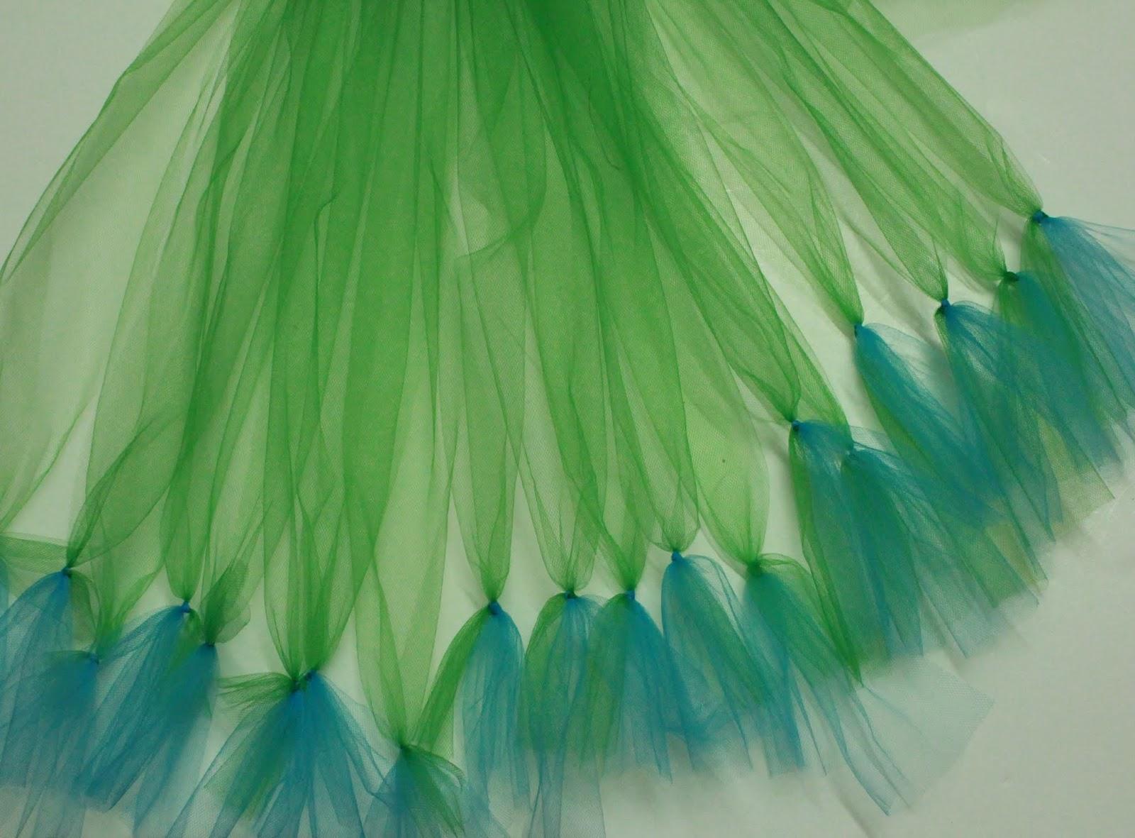 Make a No-Sew Halloween Costume for $20 (Mermaid Princess or Fairy)! - Tatertots and Jello & Make a No-Sew Halloween Costume for $20 (Mermaid Princess or Fairy ...