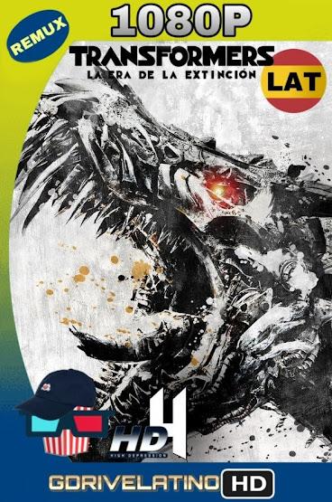 Transformers: La Era De La Extinción (2014) IMAX BDRemux 1080p Latino-Ingles MKV
