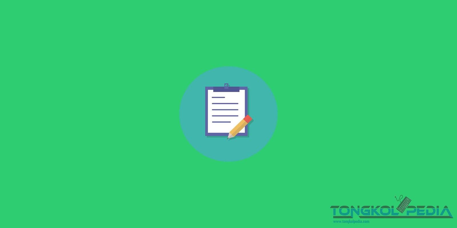Cara Membuat Note Berwarna di Blogger Dengan Mudah
