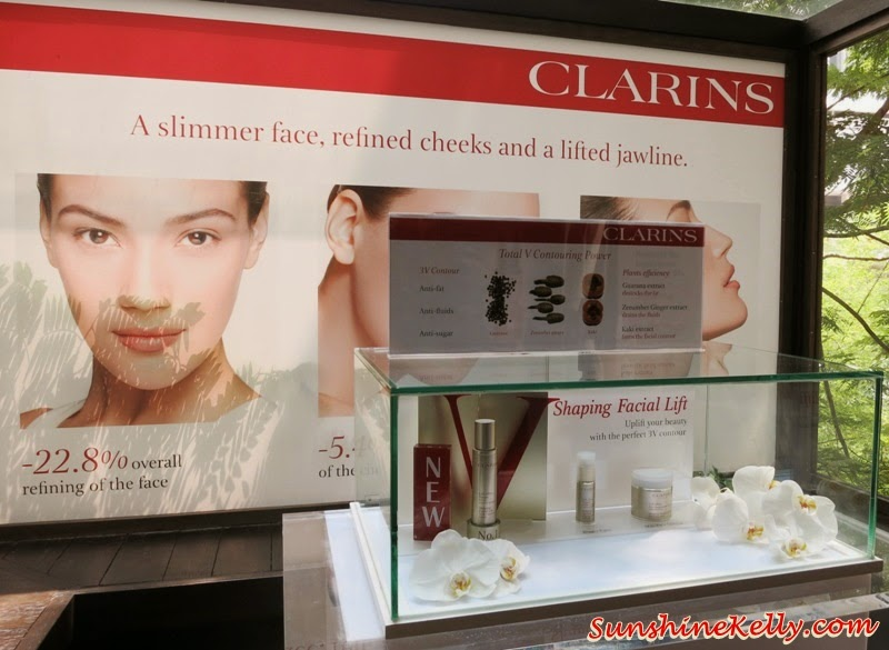 Beauty Review, Review Clarins New Shaping Facial Lift Total V Contouring Serum, Clarins, New Shaping Facial Lift, Total V Contouring Serum, Face slimming cream, face contouring cream, face lifting cream