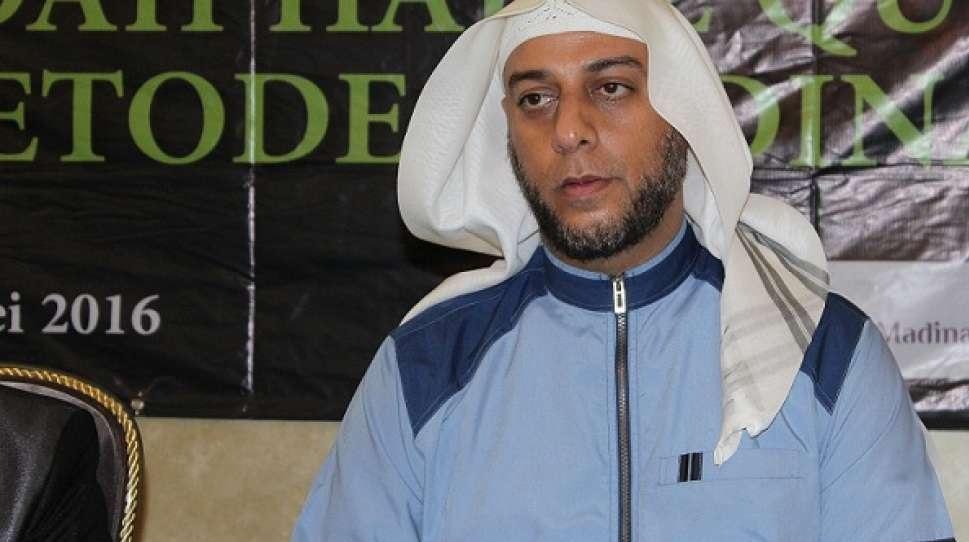 Profil Biodata Dan Biografi Lengkap Syekh Ali Jaber