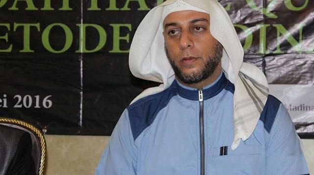 Biodata dan Biografi Lengkap Syekh Ali Jaber