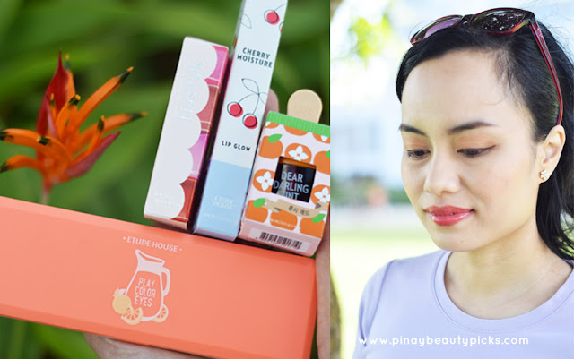 Etude House Makeup Review