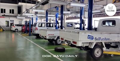 Bengkel Resmi Mobil Suzuki Bali