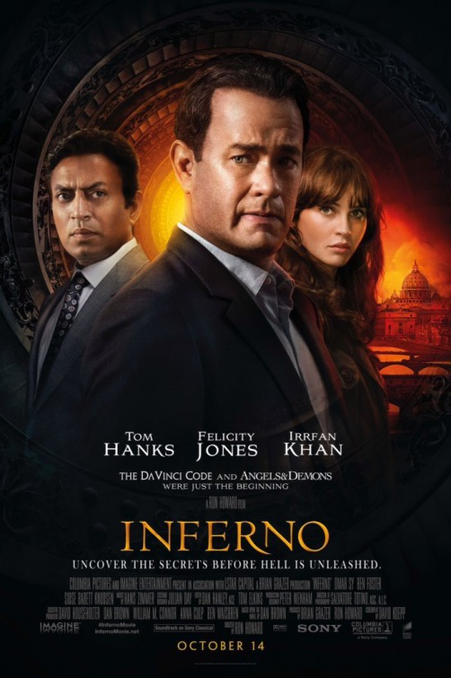 Inferno 2016 Movie Full Free Download 720p HD CAm thumbnail