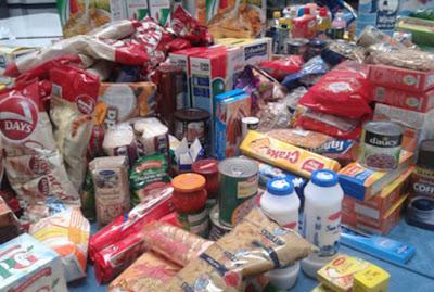 ΑΡΤΑ- Μεγάλη προσφορά τροφίμων και φαρμάκων στο Κοινωνικό Παντοπωλείου-Συσσίτιο και Φαρμακείο