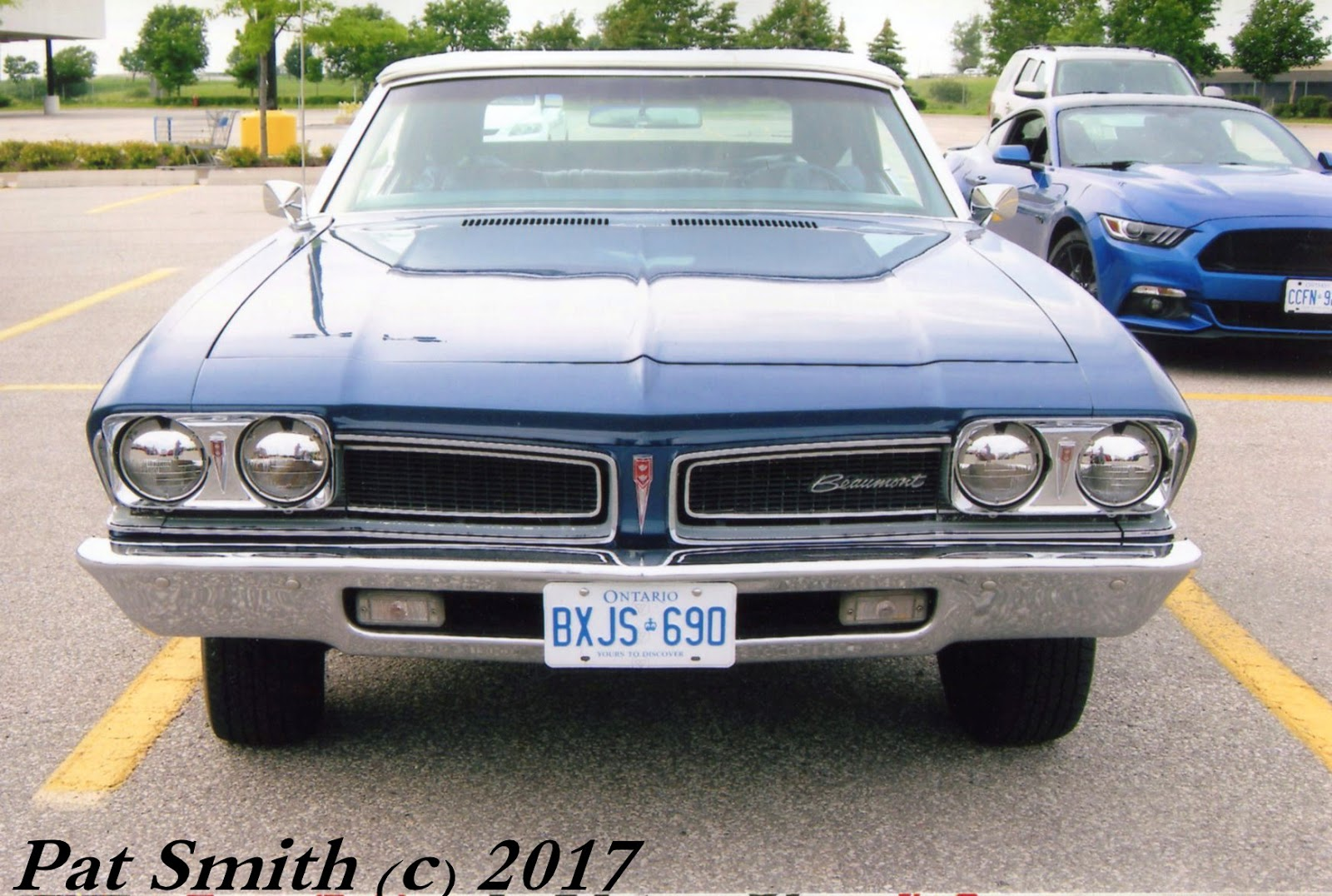 Canadian Classic 1969 Beaumont Convertible Phscollectorcarworld 1966 Impala Wiring Diagram