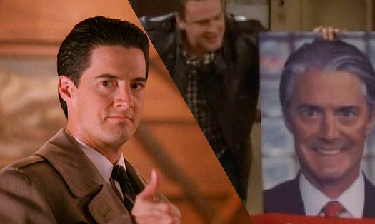"single men in twin peaks The tv series twin peaks hit network television with the impact of a meteor 20 years ago  editing in a single-camera production),  ""mad men "" nowadays ."