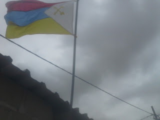 The New Eternal Love  of Guanduania Flag